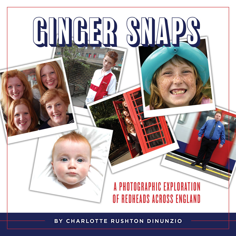 Ginger Snaps - Charlotte DiNunzio