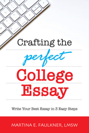 Crafting the Perfect College Essay - Cover